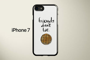 Stranger Things Friends Don t Lie Apple iPhone 7 Cover Case