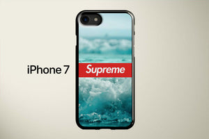 Supreme Waves Apple iPhone 7 Cover Case