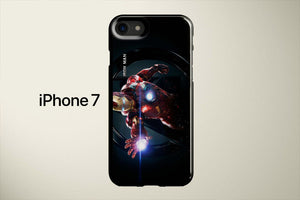 The Avengers Iron Man Apple iPhone 7 Cover Case