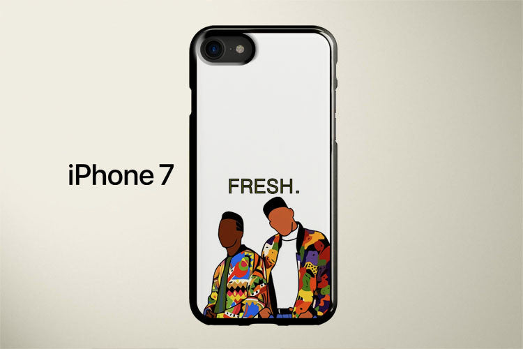 The Fresh Prince of Bel Air Apple iPhone 7 Cover Case