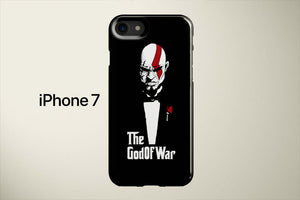 The God of War And Death Apple iPhone 7 Cover Case
