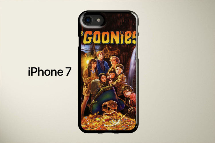 The Goonies Treasure Apple iPhone 7 Cover Case