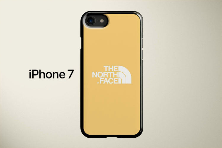 The North Face Logo Apple iPhone 7 Cover Case