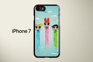 The Powerpuff Girls Apple iPhone 7 Cover Case