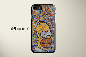 The Simpsons Hommer Apple iPhone 7 Cover Case