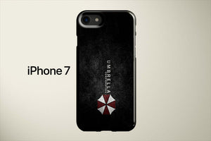 Umbrella Corporation Resident Evil Apple iPhone 7 Cover Case
