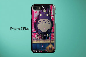 My Neighbor Totoro In Tokyo Apple iPhone 7 Plus Cover Case