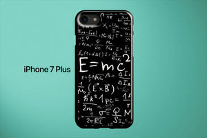 Physic Equations Apple iPhone 7 Plus Cover Case