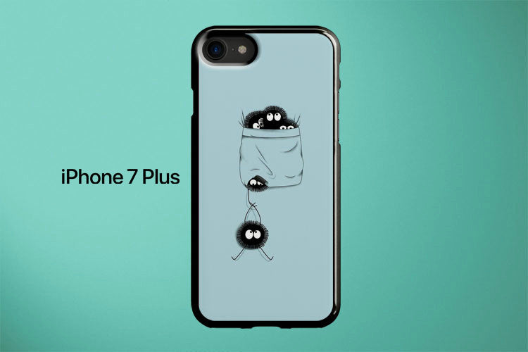 Pocket Full of Susuwatari Apple iPhone 7 Plus Cover Case