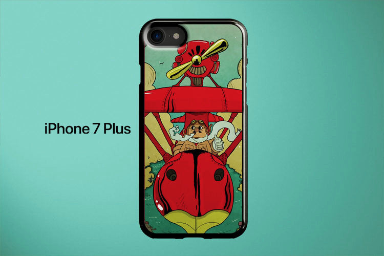 Porco Rosso 1992 Apple iPhone 7 Plus Cover Case