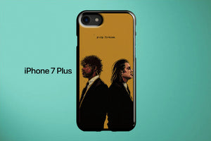 Pulp Fiction Framed Apple iPhone 7 Plus Cover Case