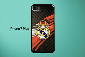 Real Madrid Logo Apple iPhone 7 Plus Cover Case