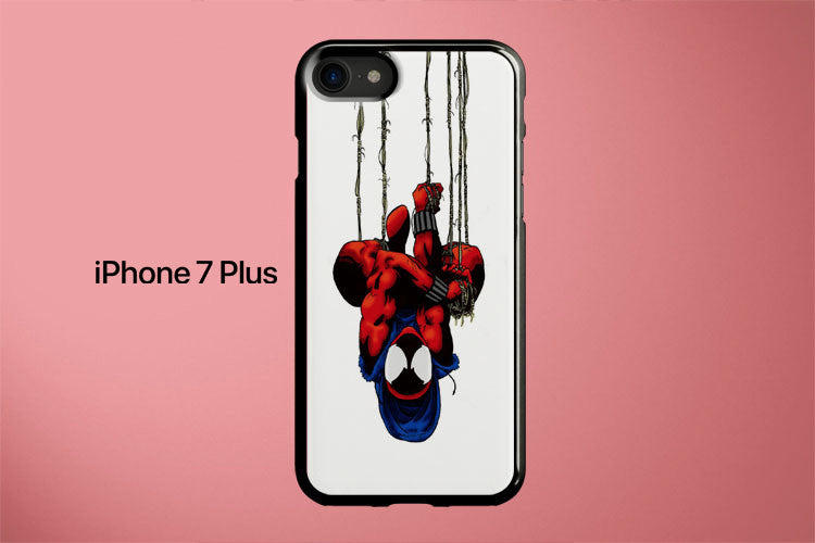Scarlet Spiderman 2 Apple iPhone 7 Plus Cover Case