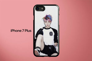 Sehun Wolf Teaser EXO Apple iPhone 7 Plus Cover Case