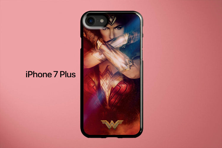 Sexy Wonder Woman Apple iPhone 7 Plus Cover Case