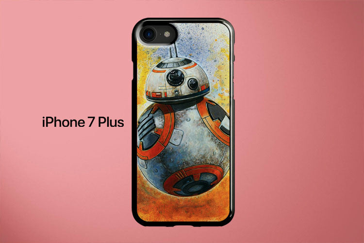 Star Wars Robot BB 8 Apple iPhone 7 Plus Cover Case
