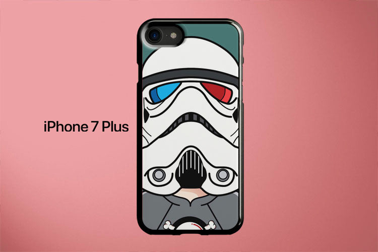 Storm Trooper Avatar Apple iPhone 7 Plus Cover Case