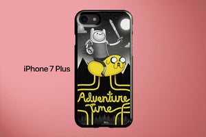 Super Punch Adventure Time Apple iPhone 7 Plus Cover Case