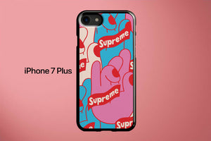 Supreme New York Apple iPhone 7 Plus Cover Case