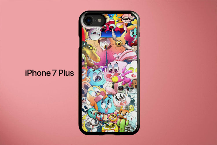 The Amazing World of Gumball Apple iPhone 7 Plus Cover Case