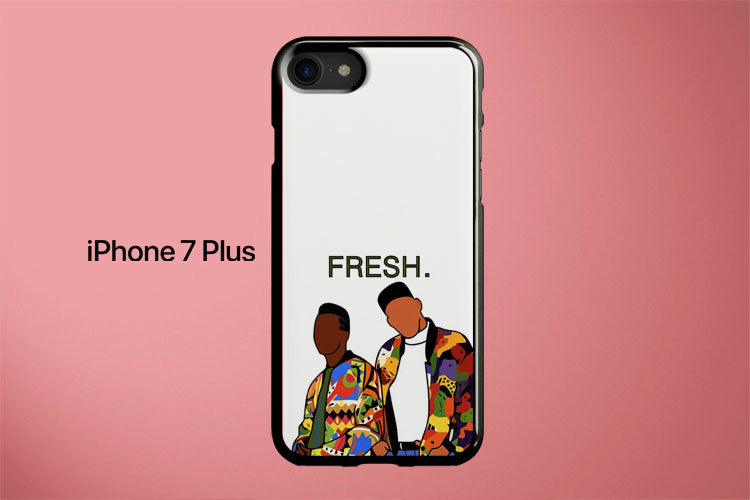 The Fresh Prince of Bel Air Apple iPhone 7 Plus Cover Case