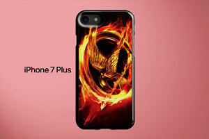 The Hunger Games Logo Apple iPhone 7 Plus Cover Case
