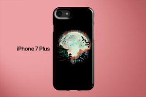 Thermal Moon Spirited Away Apple iPhone 7 Plus Cover Case