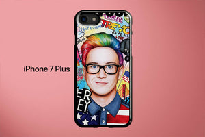 Things Tyler Oakley Likes Apple iPhone 7 Plus Cover Case