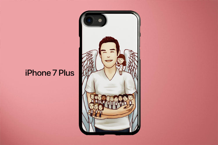 To Cory Monteith Glee Apple iPhone 7 Plus Cover Case