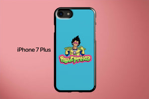 Vegeta The Proud Prince Apple iPhone 7 Plus Cover Case