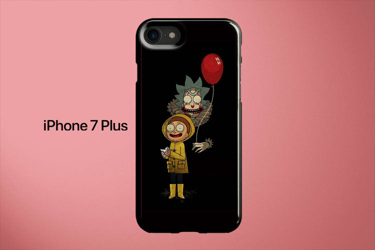 You ll Float Too Morty Apple iPhone 7 Plus Cover Case