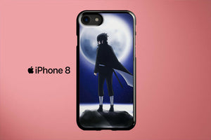 Moon Sasuke Uchiha Apple iPhone 8 Cover Case