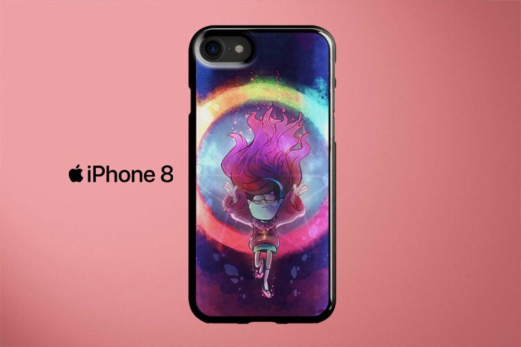 Not What He Seems Gravity Falls Mabel Apple iPhone 8 Cover Case