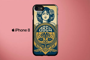 Obey Mail Attachment Apple iPhone 8 Cover Case