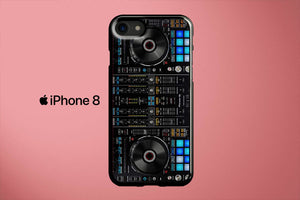 Pioneer DDJ RX Rekordbox DJ Controller Apple iPhone 8 Cover Case