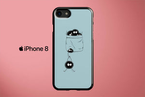 Pocket Full of Susuwatari Apple iPhone 8 Cover Case