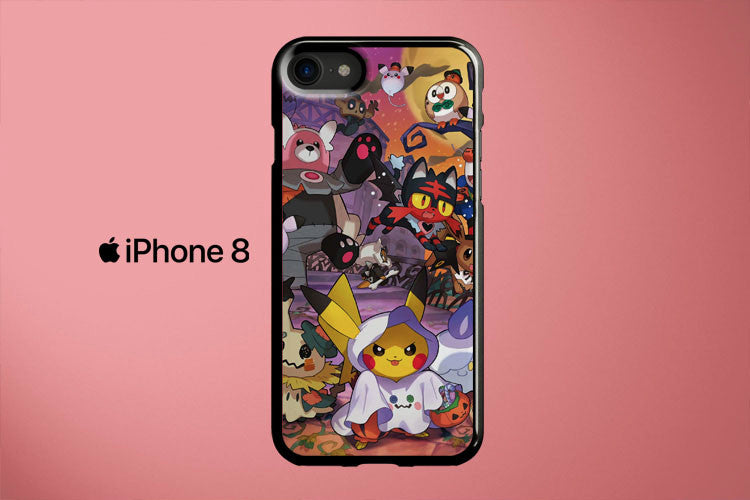 Pokemon Center Reveals Its Halloween Apple iPhone 8 Cover Case