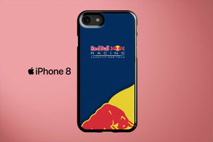 Red Bull Racing Apple iPhone 8 Cover Case