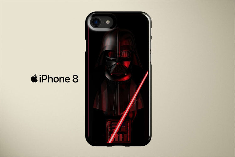 Star Wars Dark Side of the Force Apple iPhone 8 Cover Case