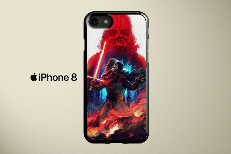 Star Wars Kylo Ren Apple iPhone 8 Cover Case