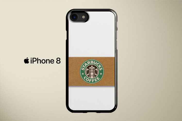 Starbucks Cup Apple iPhone 8 Cover Case