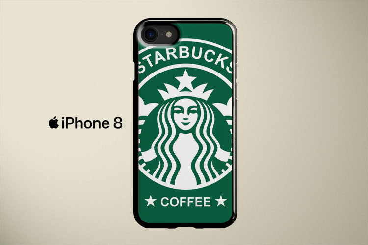 Starbucks Logo Apple iPhone 8 Cover Case