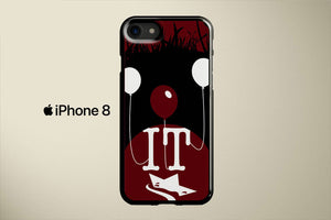 Stephen King IT Book Covers Apple iPhone 8 Cover Case