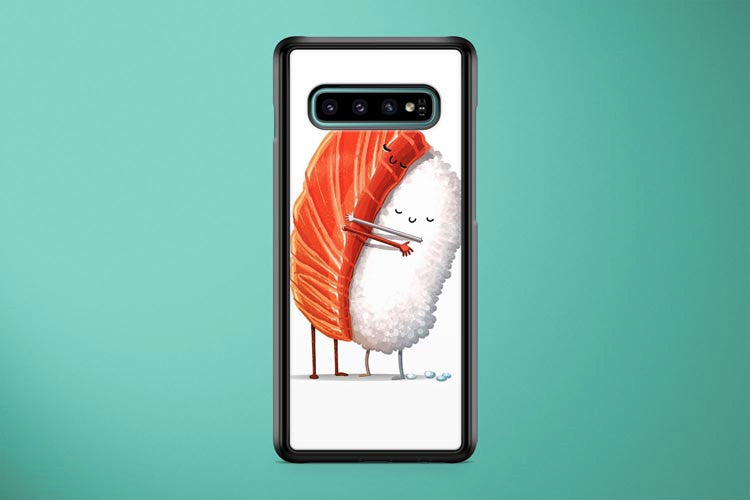 Sushi Hug Samsung Galaxy S10 Plus Cover Case