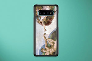 The Creation of Adam Samsung Galaxy S10 Plus Cover Case