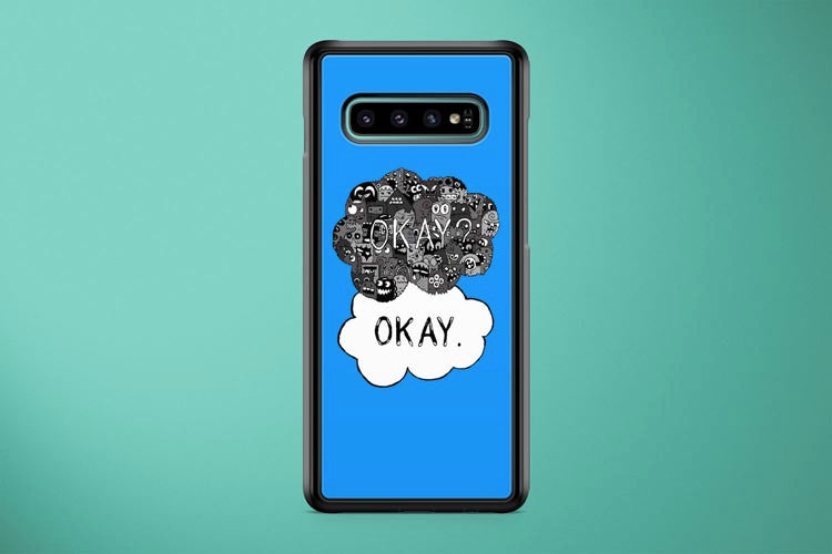 The Fault in Our Stars Doodle Samsung Galaxy S10 Plus Cover Case