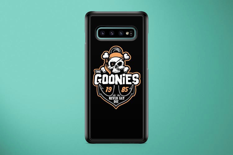 The Goonies 1985 Never Say Die Samsung Galaxy S10 Plus Cover Case