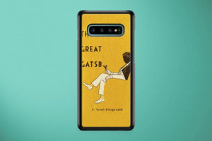 The Great Gatsby Classic Samsung Galaxy S10 Plus Cover Case