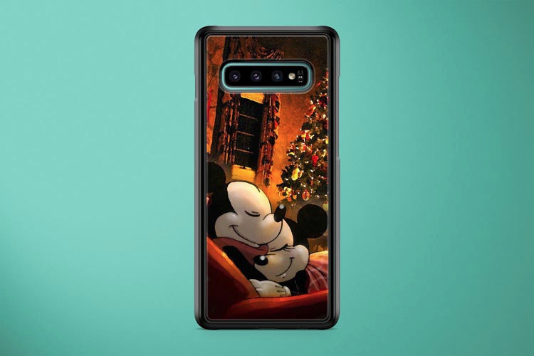 The Night Before Christmas Samsung Galaxy S10 Plus Cover Case