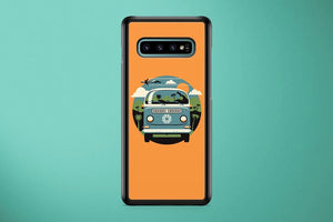 Volkswagen Combi Pop Culture Samsung Galaxy S10 Plus Cover Case